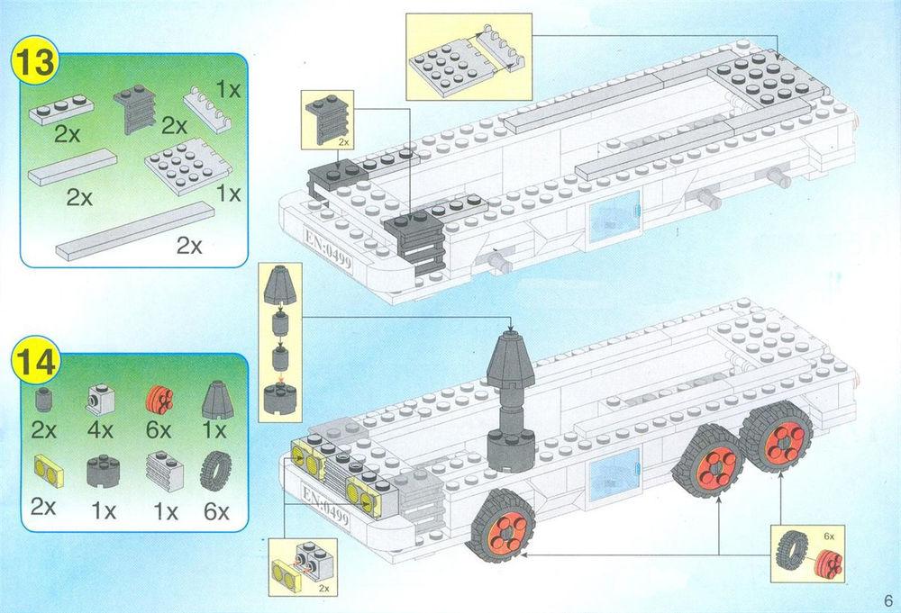 Brick 0499 Инструкция