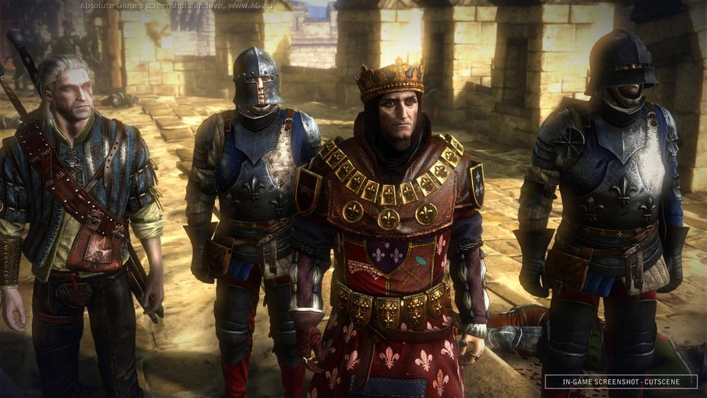 Об Игре The Witcher 2: Assassins of Kings (рус. . Ведьма́к 2: Убийцы корол