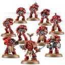 Warhammer 40.000. Blood Angels. Tactical Squad (41-12) — фото, картинка — 2