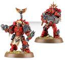 Warhammer 40.000. Blood Angels. Tactical Squad (41-12) — фото, картинка — 3