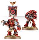 Warhammer 40.000. Blood Angels. Tactical Squad (41-12) — фото, картинка — 4