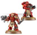 Warhammer 40.000. Blood Angels. Tactical Squad (41-12) — фото, картинка — 6