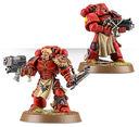 Warhammer 40.000. Blood Angels. Tactical Squad (41-12) — фото, картинка — 10