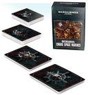 Warhammer 40.000. Datacards: Chaos Space Marines (43-02-60) — фото, картинка — 1