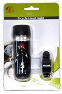 Фонарь передний для велосипеда