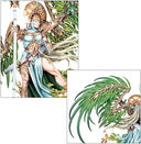 Warhammer Age of Sigmar. Sylvaneth. Alarielle The Everqueen (92-12) — фото, картинка — 3