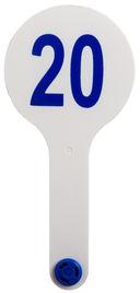 Веер школьный (цифры; арт. DV-11508) — фото, картинка — 3