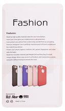 Чехол Biggo для iPhone X (красный) — фото, картинка — 2