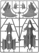 Warhammer 40.000. Craftworlds. Hemlock Wrathfighter (46-14) — фото, картинка — 5