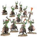 Warhammer Age of Sigmar. Bonesplitterz. Savage Boarboys (89-20) — фото, картинка — 2