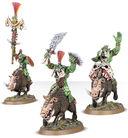 Warhammer Age of Sigmar. Bonesplitterz. Savage Boarboys (89-20) — фото, картинка — 3