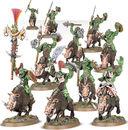 Warhammer Age of Sigmar. Bonesplitterz. Savage Boarboys (89-20) — фото, картинка — 6