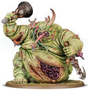 Warhammer Age of Sigmar. Daemons of Nurgle. Great Unclean One (83-41) — фото, картинка — 2