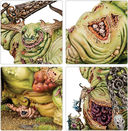 Warhammer Age of Sigmar. Daemons of Nurgle. Great Unclean One (83-41) — фото, картинка — 4