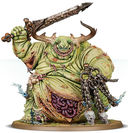Warhammer Age of Sigmar. Daemons of Nurgle. Great Unclean One (83-41) — фото, картинка — 1