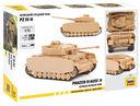 Немецкий средний танк Panzer IV Ausf.H (Т-IV H) (масштаб: 1/72) — фото, картинка — 1