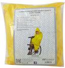Дождевик-пончо детский (желтый) — фото, картинка — 1
