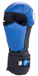 Перчатки для рукопашного боя (8 унций; синие) — фото, картинка — 1