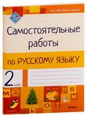 Самостоятельные работы по русскому языку. 2 класс — фото, картинка — 5