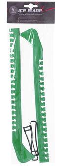 Чехлы для лезвия коньков (пара; зелёные) — фото, картинка — 1