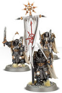 Warhammer Age of Sigmar. Slaves to Darkness. Chaos Warriors (83-06) — фото, картинка — 3