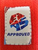 Куртка для самбо JS-302 (р. 00/120; красная) — фото, картинка — 1