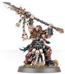 Warhammer Age of Sigmar. Khorne Bloodbound. Frenzied Goretribe (100-08) — фото, картинка — 2