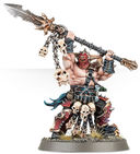 Warhammer Age of Sigmar. Khorne Bloodbound. Frenzied Goretribe (100-08) — фото, картинка — 6