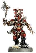 Warhammer Age of Sigmar. Khorne Bloodbound. Frenzied Goretribe (100-08) — фото, картинка — 9