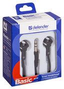Наушники Defender Basic 609 — фото, картинка — 2