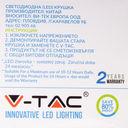 Светодиодная лампа V-TAC VT-2099 9 ВТ, А60, Е27, 4000К — фото, картинка — 2