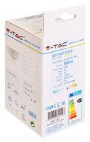 Светодиодная лампа V-TAC VT-2099 9 ВТ, А60, Е27, 4000К — фото, картинка — 6