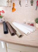 Коврик для сушки посуды (50х150 см; прозрачный) — фото, картинка — 3