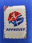 Куртка для самбо JS-302 (р. 00/120; синяя) — фото, картинка — 1