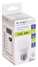 Светодиодная лампа V-TAC VT-1879 5,5 ВТ, Е27, 4000К — фото, картинка — 7