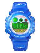 Часы наручные (синие; арт. 1451) — фото, картинка — 1