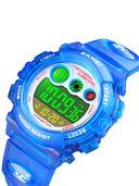 Часы наручные (синие; арт. 1451) — фото, картинка — 3