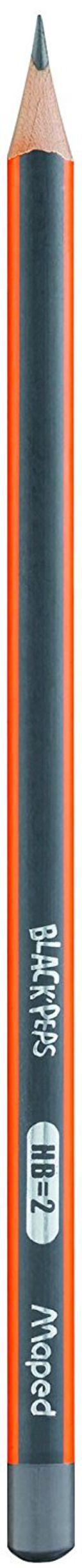 Набор карандашей чернографитных (6 шт.; HB) — фото, картинка — 1