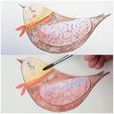 Набор карандашей цветных акварельных