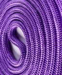Скакалка для художественной гимнастики RGJ-104 (3 м; фиолетовый) — фото, картинка — 2
