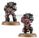 Warhammer 40.000. Blood Angels. Death Company (41-07) — фото, картинка — 6