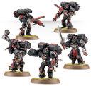 Warhammer 40.000. Blood Angels. Death Company (41-07) — фото, картинка — 3