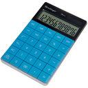 Калькулятор настольный (12 разрядов; синий) — фото, картинка — 2