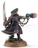 Warhammer 40.000. Astra Militarum. Officio Prefectus Commissar (47-20) — фото, картинка — 3