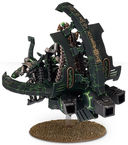 Warhammer 40.000. Necrons. Catacomb Command Barge/Annihilation Barge (49-12) — фото, картинка — 3