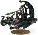 Warhammer 40.000. Necrons. Catacomb Command Barge/Annihilation Barge (49-12) — фото, картинка — 5
