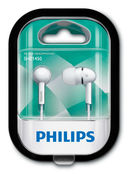 Наушники Philips SHE1450WT/51 (белые) — фото, картинка — 2