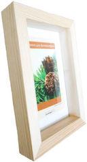 Рамка деревянная со стеклом (15x21 см; арт. Д130) — фото, картинка — 1