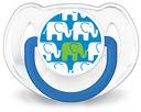 Пустышка силиконовая ортодонтическая