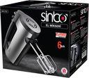 Миксер Sinbo SMX 2722 (черный) — фото, картинка — 2